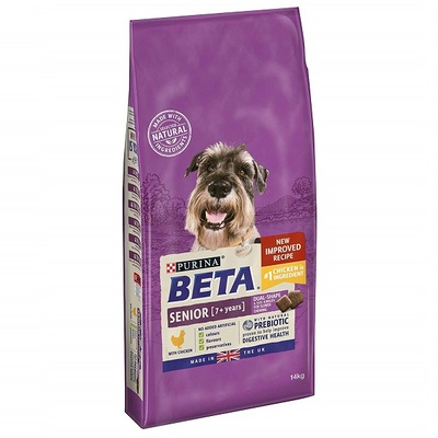 Purina Beta Senior Chicken Dog Food