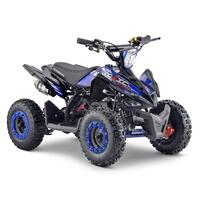Image of FunBikes 50cc Toxic Petrol Mini Quad Blue