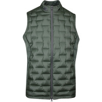 Image of adidas Golf Gilet - Frostguard Vest - Legend Earth AW19