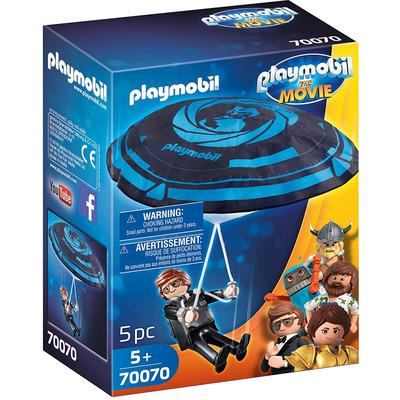 Playmobil Rex Dasher Parachute