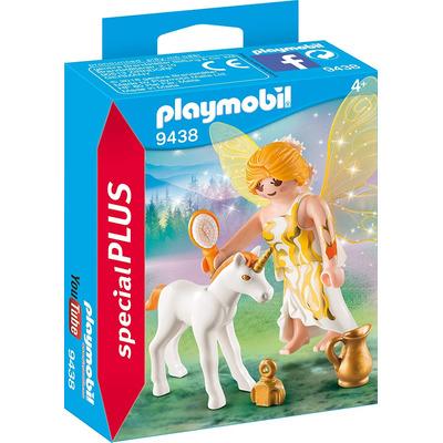Playmobil Sun Fairy With Unicorn Foal