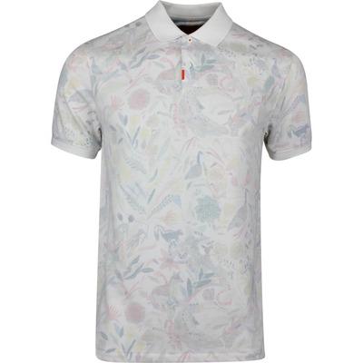Nike Golf Shirt The Nike Polo EOTC Slim Jungle Print AW19