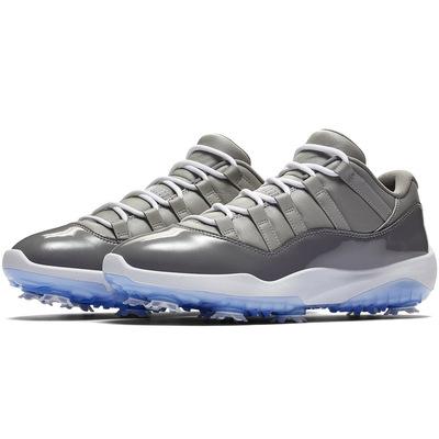 Nike Golf Shoes Air Jordan 11 Low Cool Grey 2019