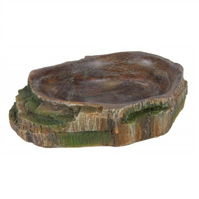 Trixie Reptile Rainforest Water & Food Bowl