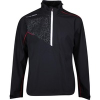 Galvin Green Waterproof Golf Jacket - Alex - Black SS21