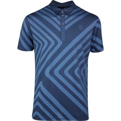 Galvin Green Golf Shirt Malone Navy SS20