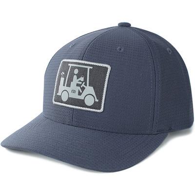 TravisMathew Golf Cap El Capitan Snapback Blue Nights SS20