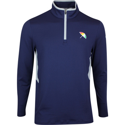 PUMA Golf Pullover Arnold Palmer Umbrella QZ Peacoat 2020