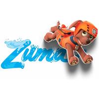 Zuma (Paw patrol) Minis 3D Light