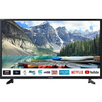 "Sharp 32"" Smart TV HD Ready with Freeview HD Play  USB Media Player  PVR + Netflix & Prime -1T-C32BC2KE1FB"