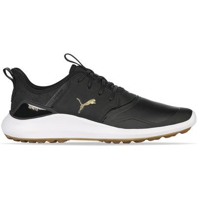 PUMA Golf Shoes Ignite NXT Crafted Black 2020
