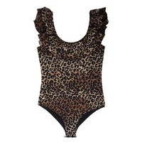 Ruby Bathing Suit - Leopard