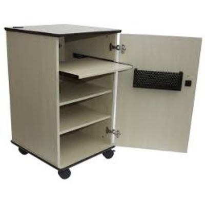 Sapphire STRV102L AV Cabinet On Wheels