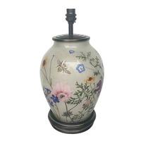 Jenny Worrall &pipe; RHS Wildflower Medium Oval Lamp
