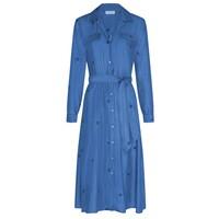 Thea Chambray Dress - Denim