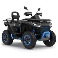 Image of Segway Snarler ATV6 L 4x4 Grey/Blue Road Legal Utility Quad Bike