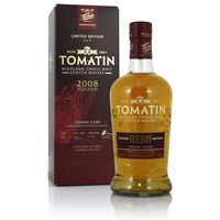 Tomatin 2008 12YO Cognac Casks, The French Collection