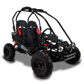 Kids Off Road Buggy - FunBike Shark Micro RV - Black - Buggies Off Road
