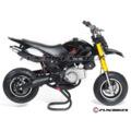 Super Motard - 50cc - Black - Mini Moto Bikes