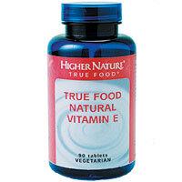 Higher-Nature-True-Food-Natural-Vitamin-E-180-x-185iu-Vegicaps
