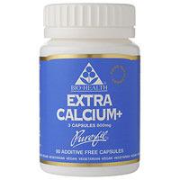 Image of Bio-Health-Extra-Calcium-60-Capsules