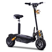 Image of Chaos 48v 1000w Big Wheel Off Road Adult Electric Scooter