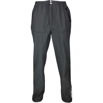Galvin Green Waterproof Golf Trousers AUGUST Black AW17