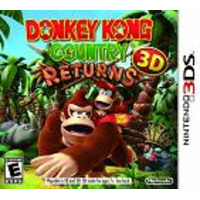 Image of Donkey Kong Country Returns 3D
