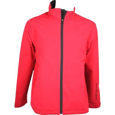 Galvin Green Waterproof Golf Jacket ART Electric Red