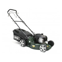 Webb R18SP 18 inch 3 in 1 Briggs & Stratton Self-Propelled Petrol Rotary Mower