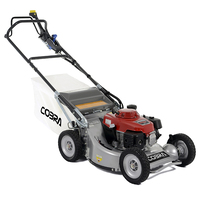 Cobra Professional M53HSTPRO 21 Petrol Self-Propelled Lawnmower with Honda Engine