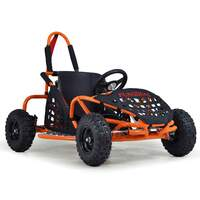 Image of FunBikes Funkart 79cc Orange Kids Go Kart