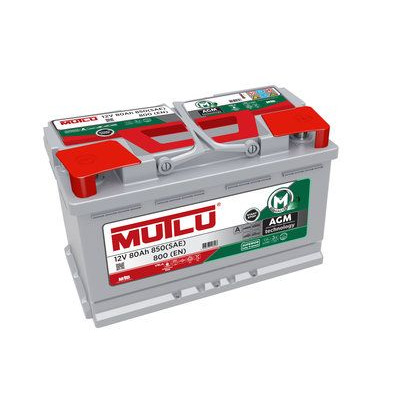 MUTLU 115-Stop-Start (AGM) Vauxhall Insignia Diesel - 2007 to Present - Car Battery