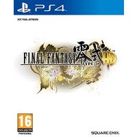 Image of Final Fantasy Type 0 HD