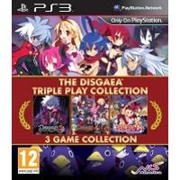 Image of The Disgaea Triple Play Collection