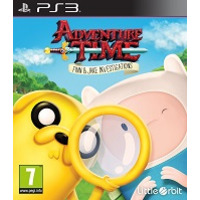 Image of Adventure Time Finn and Jake Investigations