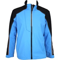 Galvin Green Apex Waterproof Golf Jacket Summer Sky-Black