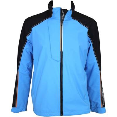 Galvin Green Apex Waterproof Golf Jacket Summer Sky Black