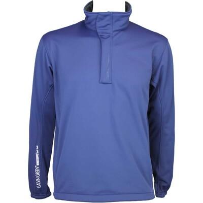 Galvin Green Bates Lined Windstopper Golf Jacket Midnight Blue