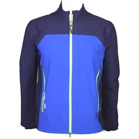 RLX Achievement Waterproof Golf Jacket Sapphire Star AW15