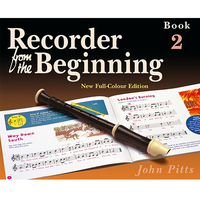 Image of Recorder From The Beginning Pupil Book 2