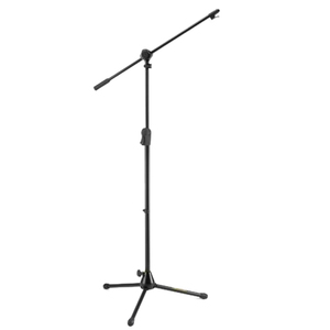 Hercules Boom Mic Stand With Ez Adaptor