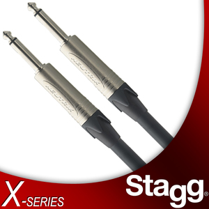 Stagg 15 Metre Jack Speaker Cable