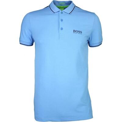 Hugo Boss Golf Shirt Paule Pro Bonnie Blue SP16