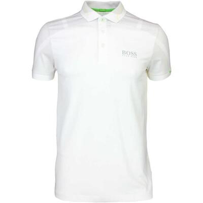 Hugo Boss Golf Shirt Paddy MK 2 Training White SP16