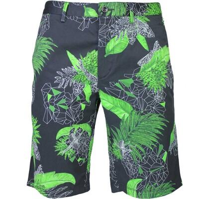 Hugo Boss Golf Shorts Liem 2 W Print Nightwatch SP16
