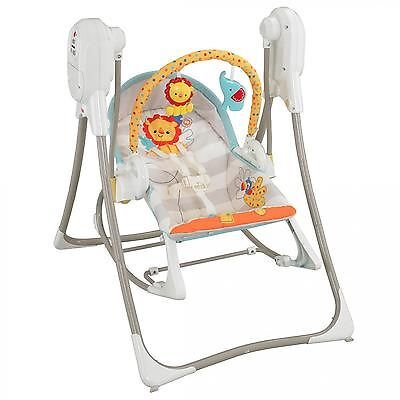 Fisher-price 3-in-1 Swing and Rocker