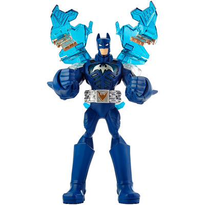 Attack Armour Batman 10 Inch Figure With Lights And Sounds