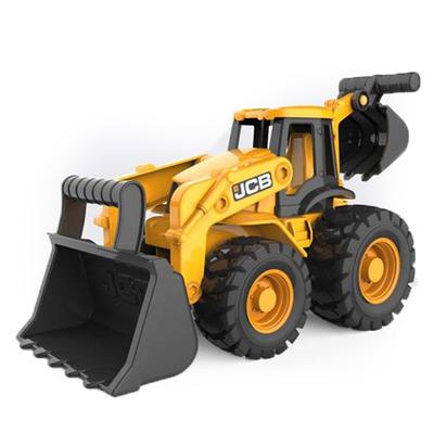Hti Jcb Giant Backhoe Loader Toy