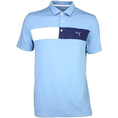 Puma Golf Shirt Cool Touch Blue Heaven SS16
